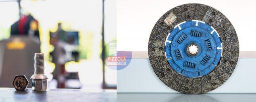 Soluzioni Pizzola - Disco Frizione Trattore e Bullone trattore antico