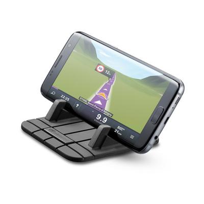 Cellular Line Tappetino Universale Supporto Auto Per Cellulari Handy Pad Pizzola Autoricambi