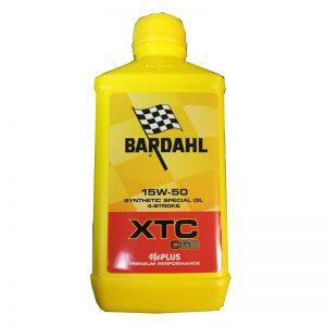 Bardahl - Olio motore 4 T XTC c60 15w50